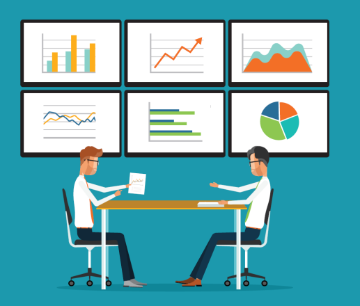 Reports and Dashboards - Bespoke Software Development Services in Burnley, Preston, Manchester and throughout Lancashire and the wider North West